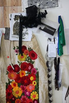 UPPERCASE magazine visits Eva Franco  photo by Janine Vangool  http://www.uppercasemagazine.com