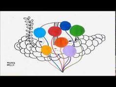 MEDITAÇÃO PARA CRIANÇAS - Harmonizando os chakras com as cores dos balões - YouTube
