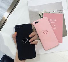 Cute Love Back Cover For Iphone 7 6 8 Plus Mobile Shell Hard Case Computer Case For Iphone 8 7 6 X Case Iphone 6 S Plus, Iphone 8, Iphone 7 Plus Tumblr, Coque Iphone, Iphone 7 Cases, Iphone Watch, Pc Cases, Cute Phone Cases, Capas Iphone 6