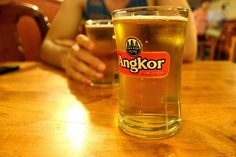 Angkor Beer, Cambodia - Palaces and Pizza in Phnom Penh | The Chronicles of Wanderlust