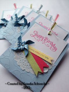 Pinwheel Pocket Card Swap  order supplies for this card here:  www.sherrystampinroom.stampinup.net