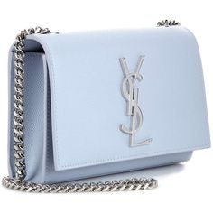 Collection featuring Zuhair Murad Gowns, Yves Saint Laurent Shoulder Bags, and 198 other items Sac Yves Saint Laurent, Saint Laurent Tasche, Saint Laurent Handbags, Blue Shoulder Bags, Shoulder Handbags, Leather Shoulder Bag, Blue Handbags, Purses And Handbags, Leather Purses