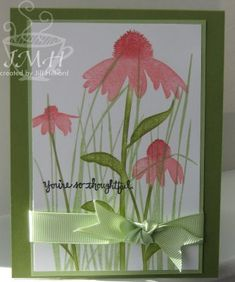 Inspired by Nature - very pretty, Jill Hilliard