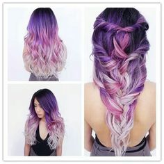 Awesome color blend.