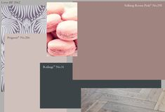 Modern Country Style Colour Case Study: Farrow and Ball Sulking Room Pink Farrow Ball, Farrow And Ball Paint, Pink Hallway, Hallway Colours, Wall Colours, Paint Colours, Room Color Schemes, Room Colors, Bedroom Colours