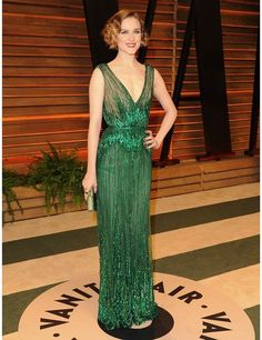 Oscars 2014: All the dresses from the after-parties including the Vanity Fair red carpet | ELLE UK