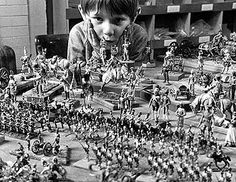 News From the Front: The Michigan Toy Soldier Blog