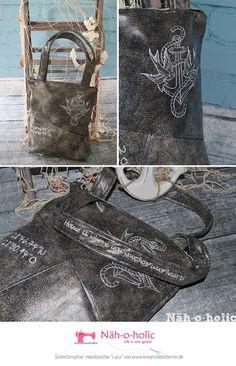 Monogram, Michael Kors, Pattern, Bags, Etsy, Bags Sewing, Artificial Leather, Handbags, Appliques