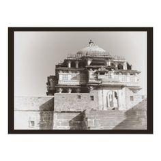 new release! Vintage Sepia India Travel Photography from Rajasthan Kumbhalgarh Fort. #travel #photography #nomadsclub    Twitter: @nomadsnetwork  Web: http://pavelgospodinov.com  FB: https://www.facebook.com/travelartphotography