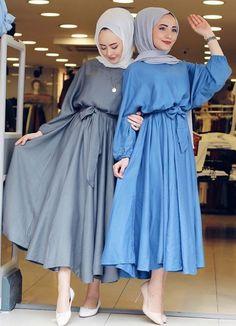 Hijab Dress Party, Hijab Style Dress, Modest Fashion Hijab, Street Hijab Fashion, Modesty Fashion, Abaya Fashion, Iranian Women Fashion, Islamic Fashion, Muslim Fashion