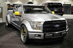 2015 Ford F-150 Show Trucks for SEMA