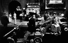 Ministry of Foreign Affairs - 2009 - William Klein, The Red Light, Rome 1956