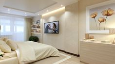 Therefore, the cream bedroom ideas always suit for the girls who love the cute color or the beautiful color. Even the cute color not only comes from the ...