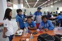 왕산요트경기장의 종합상황실,대한요트협회 :: 뉴스 :: 사진갤러리