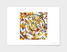 Discover «BWBW005», Exclusive Edition Fine Art Print by Julian Jones - From $25 - Curioos