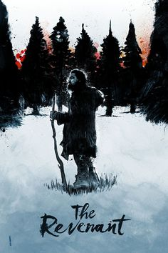 The Revenant – Poster Spy