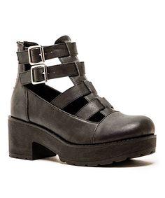 Loving this Black Selfie Boot on #zulily! #zulilyfinds