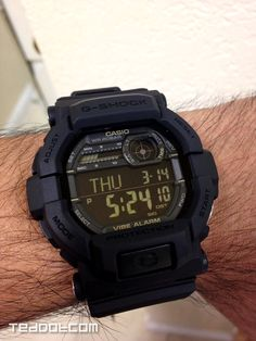My latest (03/14/13) from Sunknots of  Rakuten the GD-350-1BJF... Love it! Best negative display on a G-Shock yet.