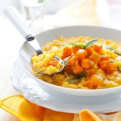 Looking for a pressure cooker risotto recipe? This risotto is thick and creamy, like you spent hours slaving away over the stove. Only it takes 7 minutes!