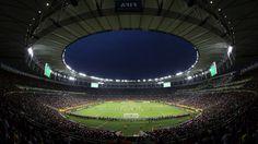 Estádio do Maracanã (Botafogo - Flamengo - Fluminense) - Rio de Janeiro, Brasil
