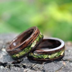 Diamond Cluster Engagement Ring, Gold Engagement Rings, Diamond Wedding Bands, Cluster Ring, Hunting Wedding Rings, Custom Wedding Rings, Wood Wedding Rings, Mens Wooden Wedding Bands, Ring Set