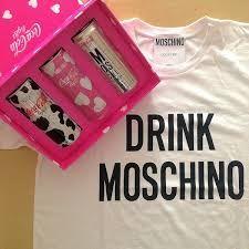 Coca Cola x Moschino