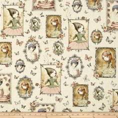 Mirabelle Girl Patches Cream