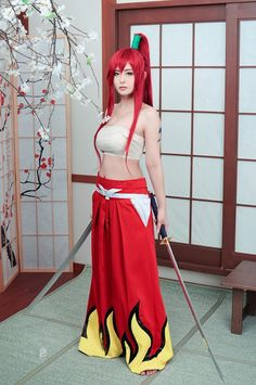 Perfect Erza Scarlet
