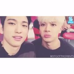 I laughed so hard! Jackson is too funny. ♡
