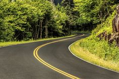 Taking a drive through the Great Smoky Mountains is a real joy!