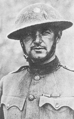 American Expeditionary Force, William Donovan with the Fighting 69th in France 1918.