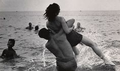 Garry Winogrand's Coney Island, New York, circa 1952.