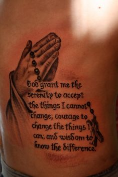 Serenity+Tattoo+Ideas+for+men | serenity prayer tattoo