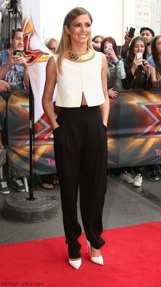 Cheryl Cole at X-Factor London Audition Event, June 2014.