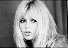 Brigitte Bardot - the hair!