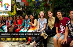 Learn culture & tradition of nepal meet people there by Volunteer NEPAL.Plesae visit us- www.goidex.com