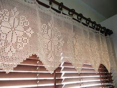 1000 Images About Gordijnen On Pinterest Crochet