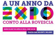 Expo 2015, conto alla rovescia a Milano A un anno esatto di distanza, sarà Andrea Bocelli in piazza Gae Aulenti a far partire il countdown