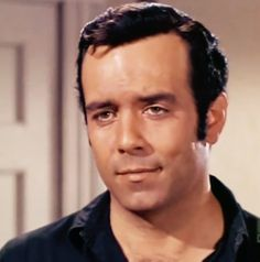 """Pernell Roberts As Adam Cartwright """"The Waiting Game"""" Bonanza"""