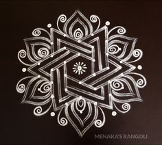 Big Rangoli Design For Diwali Easy Rangoli Patterns, Simple Rangoli Designs Images, Rangoli Designs Latest, Rangoli Designs Flower, Rangoli Borders, Rangoli Border Designs, Rangoli Designs With Dots, Rangoli Designs Diwali, Rangoli With Dots
