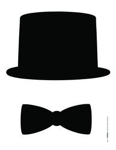 Files to make to use for Silhouete halloween shilouettes Ice Age Birthday Party, Birthday 60, Valentines Day Party, Free Images For Blogs, Free Photos, Moustache Party, Bow Tie Party, Little Man Party, Creating Keepsakes