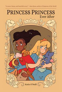 Princess Sadie has had it with butthead princes showing up to rescue her. But when her latest rescuer arrives, it's a kick-butt adventurer named Amira.... PRINCESS Amira! Will they find their happily ever after?