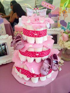 Twins Dipper cake