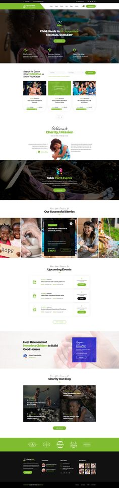 Charity Walk is the best Multipurpose Non-profit PSD Template with dozens of awesome features and design you would have never seen in any other Multipurpose Non-profit PSD Template. #webdesign #psd