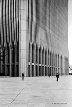 World Trade Center New York 1978 Thomas Mayer