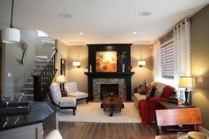 The Benton | Milestone Homes