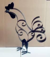 Resultado de imagem para garden sculpture metal animals