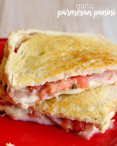 Panini is an interesting kind of sandwich which is very tasty, and you have to learn how to make it at your home. The word ,,panini' refers to pressed and Paninis, Soup And Sandwich, Sandwich Recipes, Sandwich Spread, Sandwich Ideas, Tacos, Tostadas, George Foreman Grill, Sliders