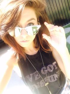 Rest in peace to this absolutely wonderful girl Christina Grimmie. It makes me sick that this happened to her. But it makes me a little bit happier to know she went to be with the Lord.