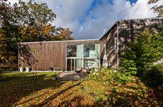 Swedish Villa by Franson Wreland